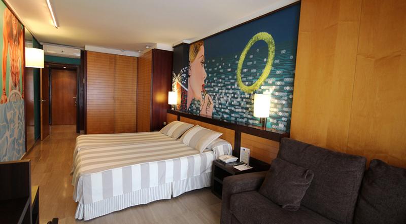 Residencias y hoteles