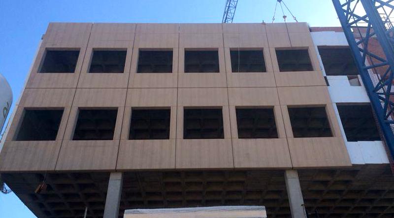 Rehabilitacion de fachadas y cubiertas
